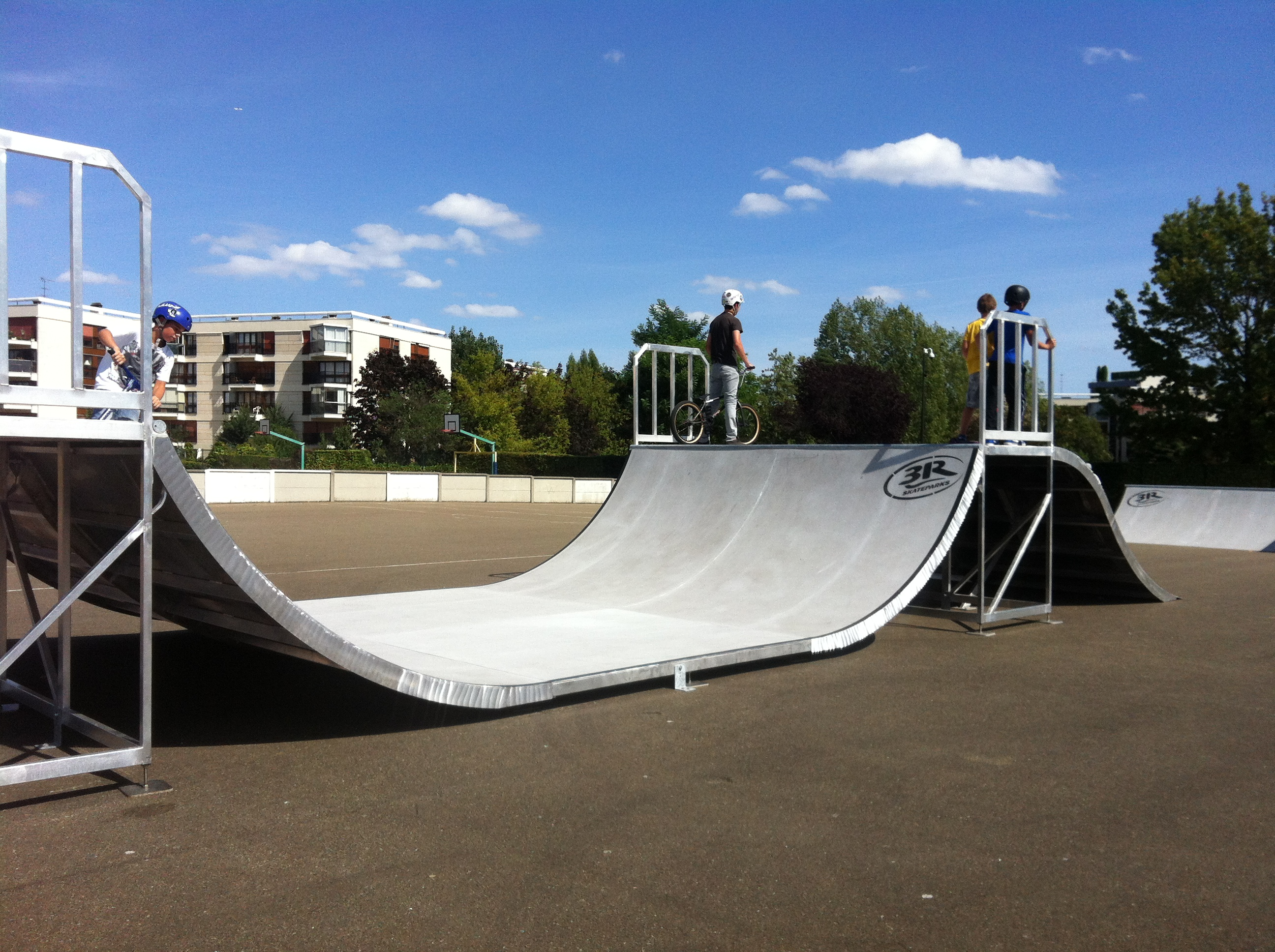 skateparks france le de france yvelines. Black Bedroom Furniture Sets. Home Design Ideas